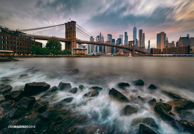 Brooklyn Blues by crismagsino - New York Photo Contest