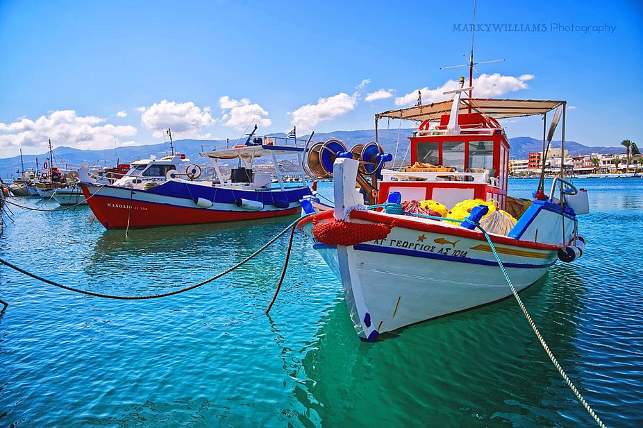 Sitia Harbor
