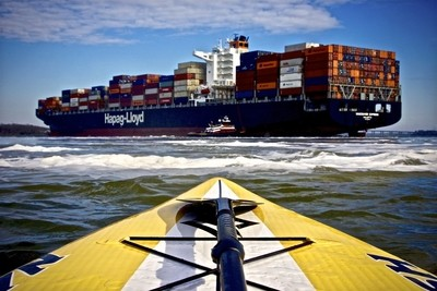 Sharing the Shipping Lanes