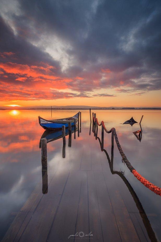 Ria de Aveiro, Sunrise by pauloprinter - Image Of The Month Photo Contest Vol 35