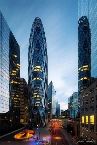 Tour D2, La Défense, Paris