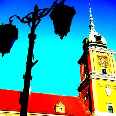 Architecture and life of Warsaw - the Capital city of Poland  (152)