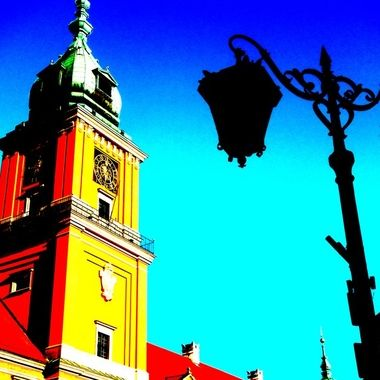 Architecture and life of Warsaw - the Capital city of Poland  (154)