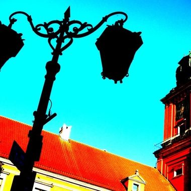 Architecture and life of Warsaw - the Capital city of Poland  (155)