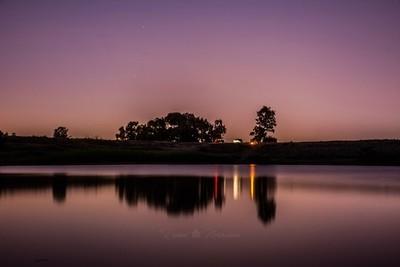 Magkli lake Lakatamia Cyprus