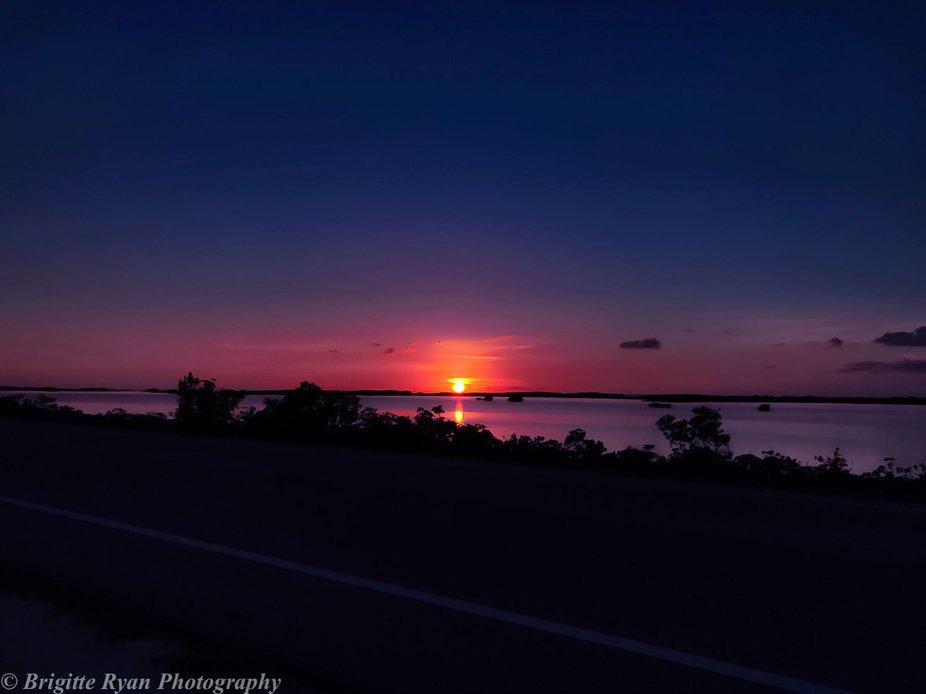 A1A sunset
