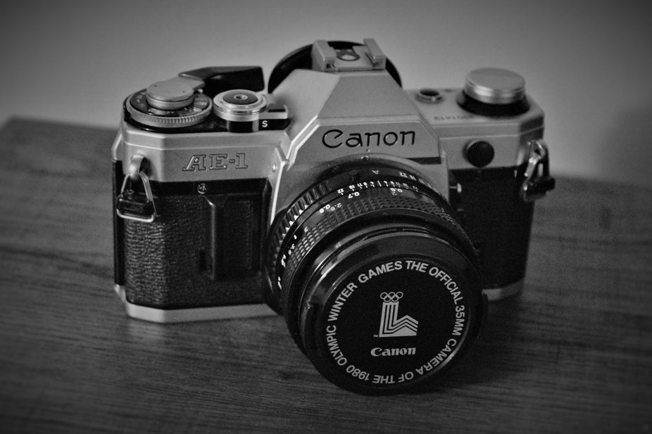 My first camera that really began my love for taking pictures