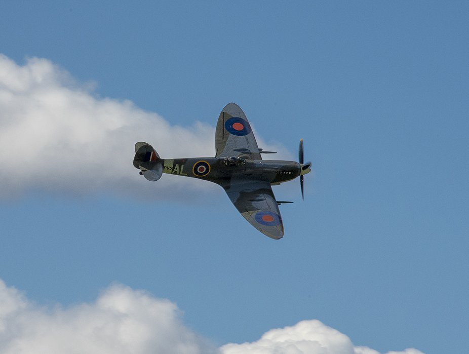 Spitfire at Wanaka