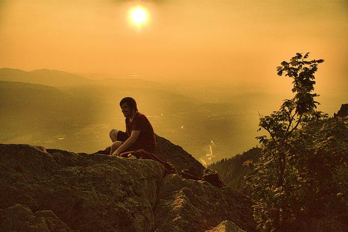 00bert by jaredconklin - Sitting In Nature Photo Contest