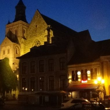 The intention is to make a series of photos about my beloved city Tienen in the coming days. This is the first one