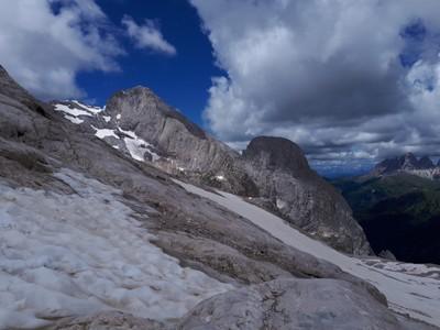Marmolada - Rifugio Pian dei Fiacconi - Italy