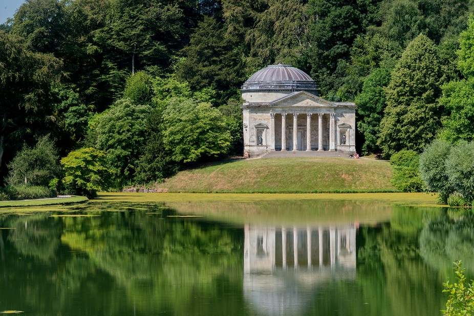The Pantheon Stourhead
