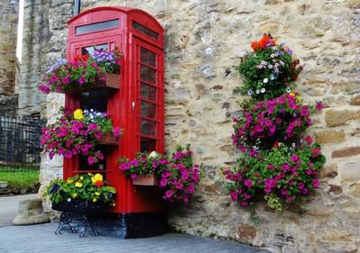 Telephone Box