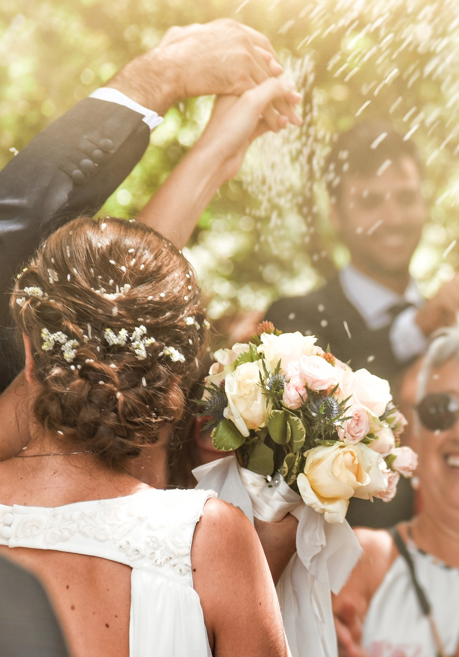 That moment! by albaem - All About The Wedding Photo Contest