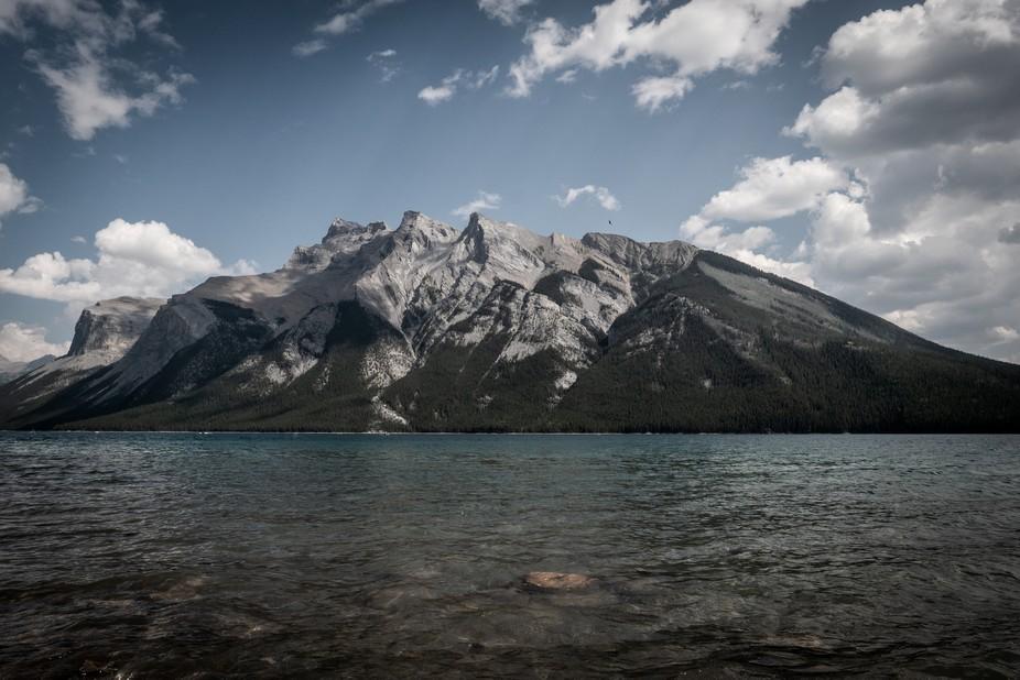 Lake Minnewanka, Canada