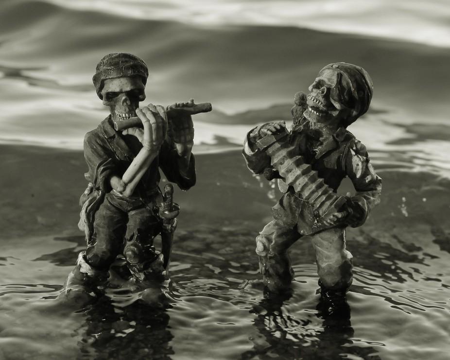 Pirates of Sloans Lake