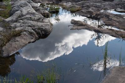 Storforsen nature reserve, Sweden
