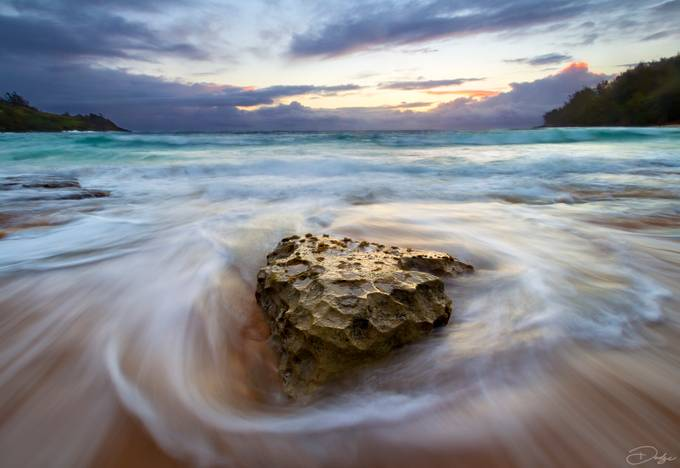 Rock of Moloaa Bay by mynameisdodge - Boulders And Rocks Photo Contest