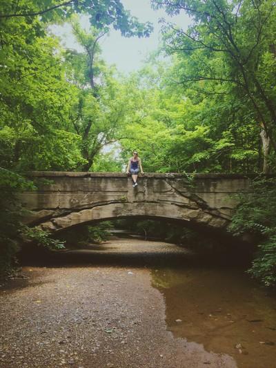 Travel (under bridges)