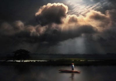 Wetlands of Candaba, Philippines