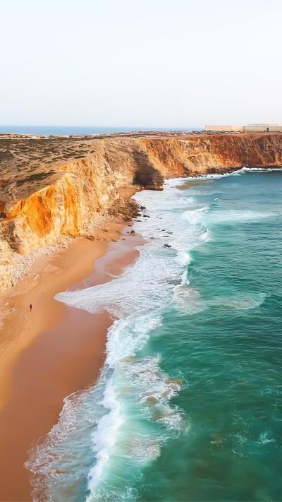 Praia do Tonel, Sagres
