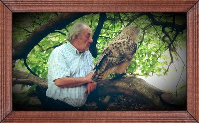 Eric and his Owl