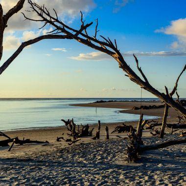 Sunrise on Folly Beach