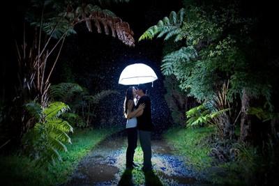 Rain Kiss