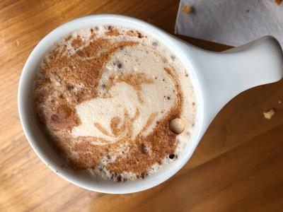 Chai Tea Lattee treat