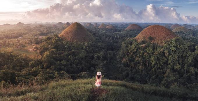 Explorer of the Chocolate Hills by robinkphotography