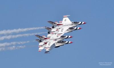 Thunderbirds Parade Pass