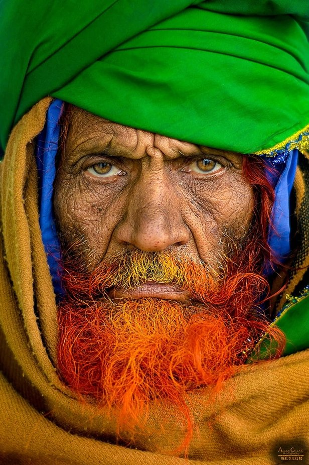 Color Of Old Life by TK00uheed - Beards and Mustaches Photo Contest