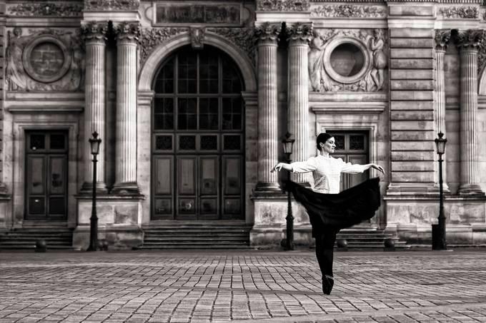 Balerina by RicardoL - Social Exposure Photo Contest Vol 17