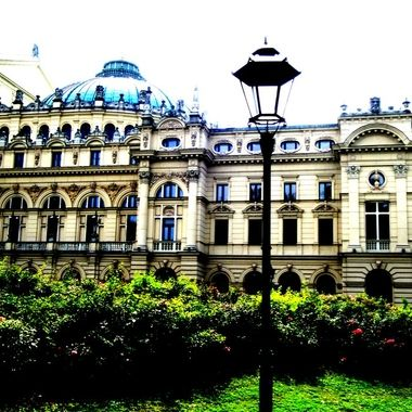 Architecture and life of Krakow - Beautiful city in Poland (51)
