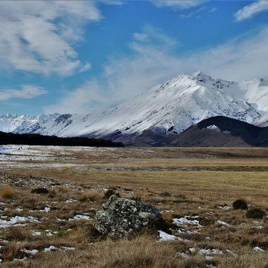 Eyre Mountains