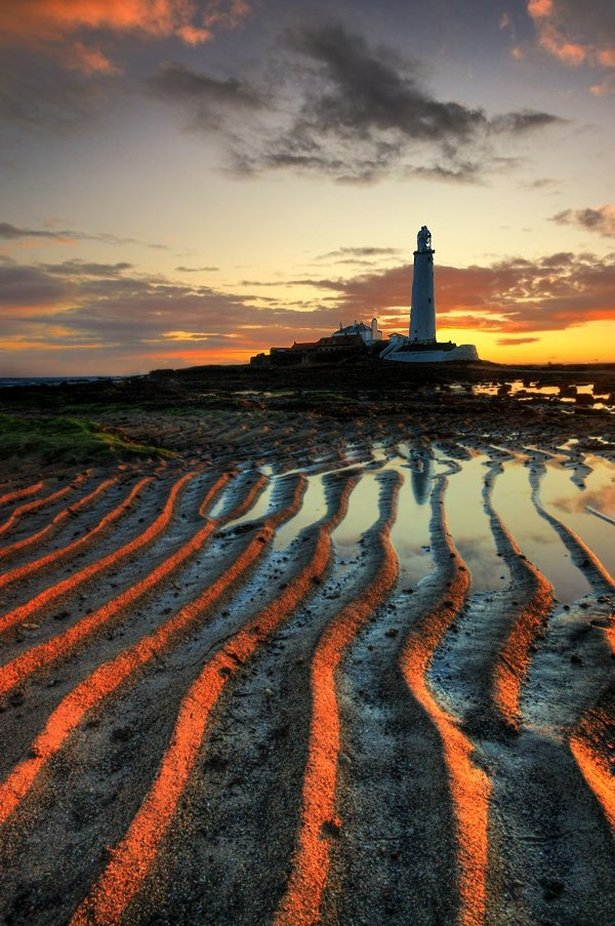 St Marys island by AngiWallace - Landscapes And Sand Photo Contest