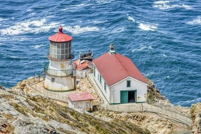 Point Reyes Light - California, USA