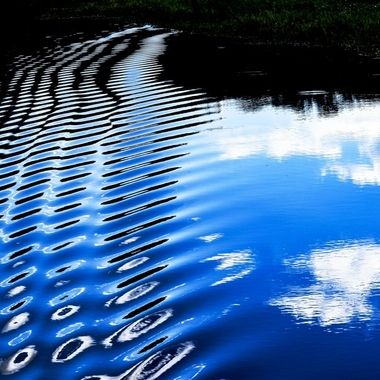 Ripples on the St Johns River