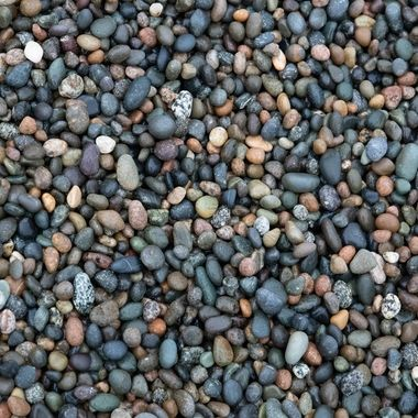 Lake beach Pebbles
