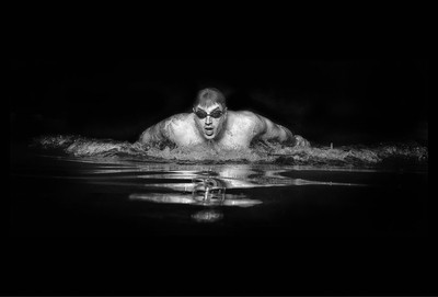 Swimming star