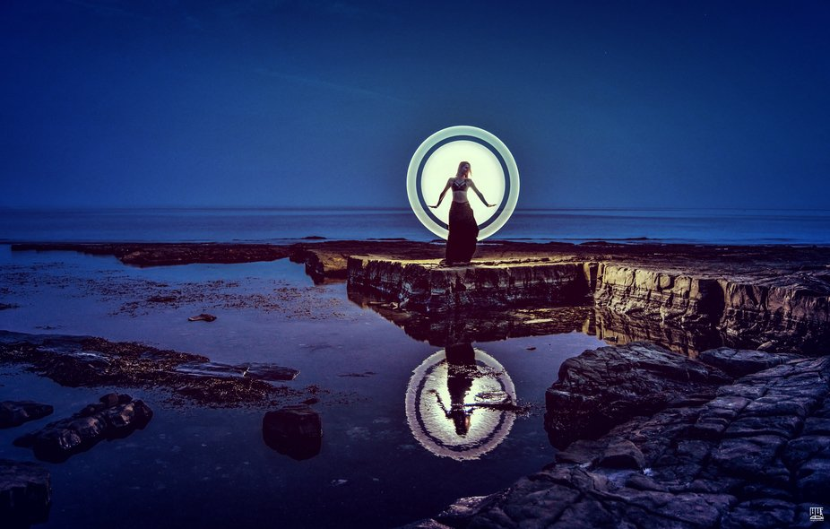 The halo   One more from my return to the stunning kimmeridge bay in the beautiful dorset here on...
