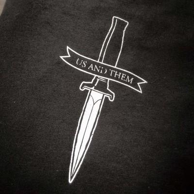 Thai designer uses UK commando dagger logo