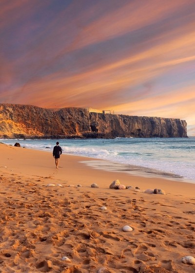 Shot with the Sony a7 - Praia do Tonel, Sagres