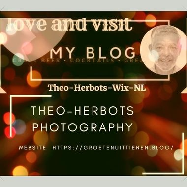 Because I have completely transformed my Successful Photography Blog https://groetenuittienen.blog/ into a Photography Blog, I have specially created this design to place on my site, take a look. Theo-Herbots thanks you for your visit and your trust