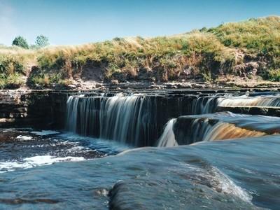Tosno waterfall