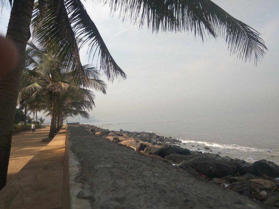 Juhu Beach Sites, Mumbai