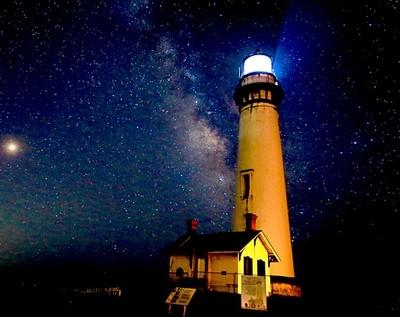 Fonal installment of Lighthouse Galaxy series