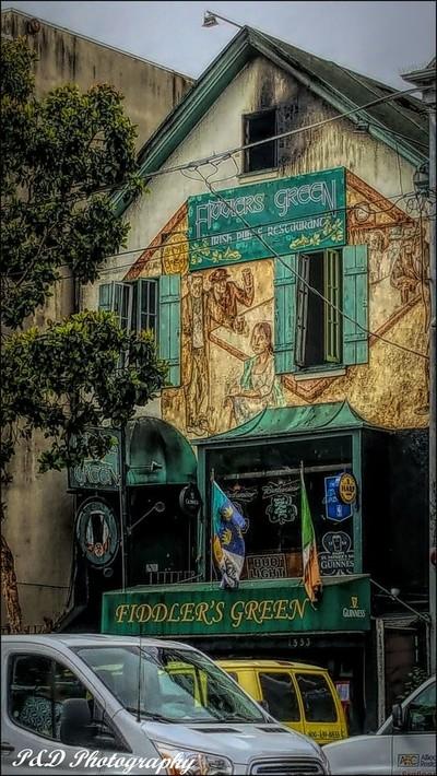 Fiddlers Irish Pub, San Francisco