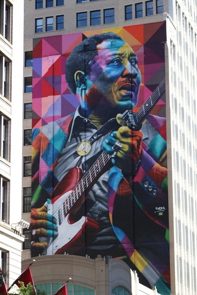 Muddy Waters in Chitown