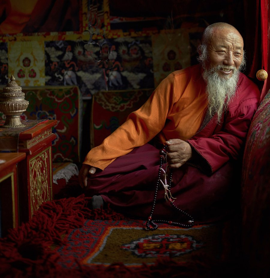 Lama Jamga by millerb3 - Beards and Mustaches Photo Contest